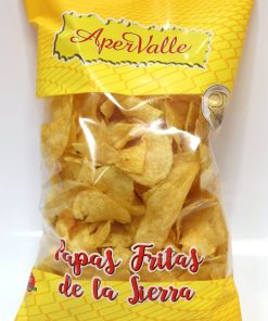 Patatas Fritas Apervalle - bolsa 180 gramos