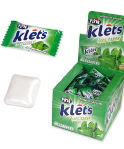 Chicle Klet´s Hierbabuena
