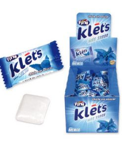 Chicle Klet´s Menta