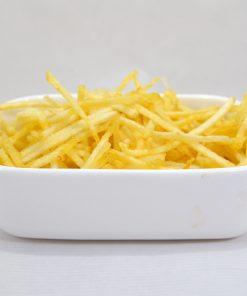 patatas paja