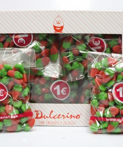 Mini fresas salvajes