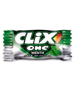 Chicle clix one menta