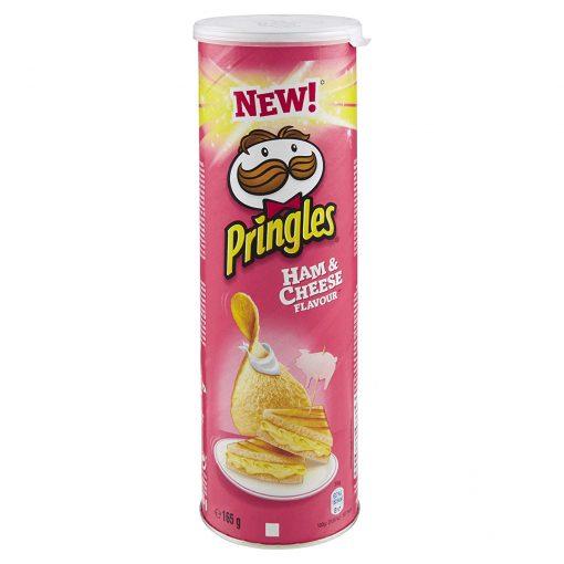 Pringles ham y cheese