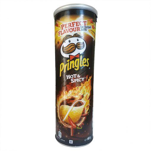 Pringles hoy y spicy