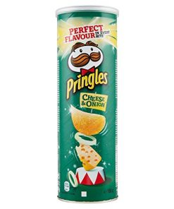 Pringles cheese y onion