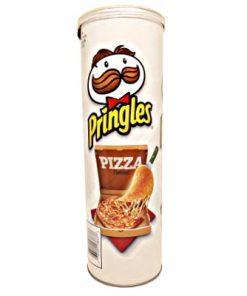 Pringles pizza flavour