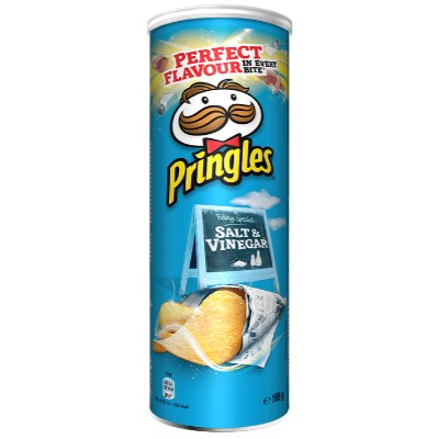 Pringles salt y vinegar
