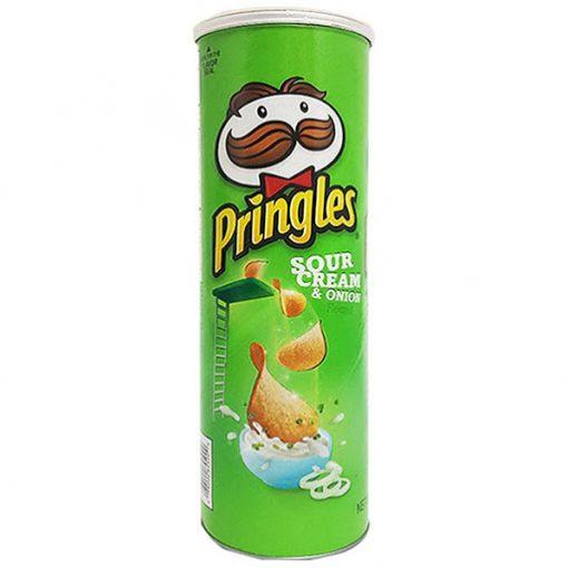 Pringles sour cream y onion
